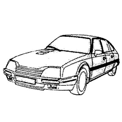 Citroën CX Sonstiges