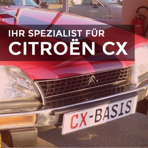 CX-Basis: Ihr Spezialist für Citroën CX